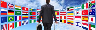 Let your website be your international trade negotiator