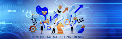 2020 Digital marketing trends