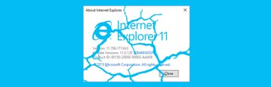 Why you should stop browsing the internet through IE11