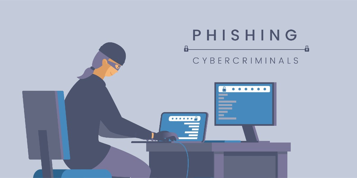Phishing is a popular form of cybercrime