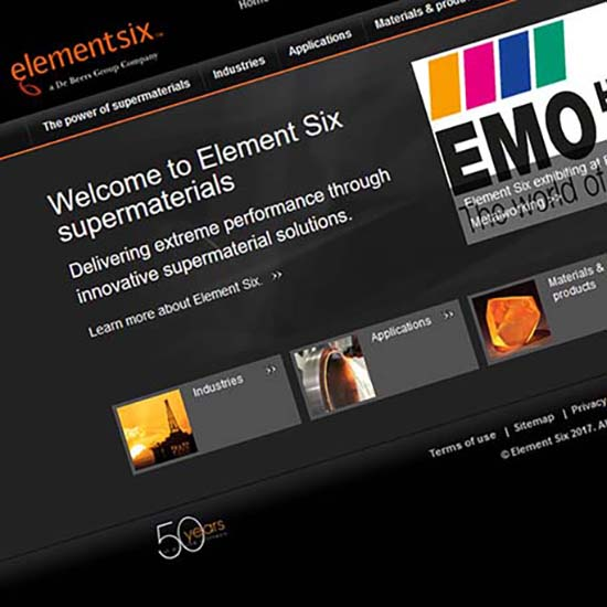 Element Six - Domain Name Management