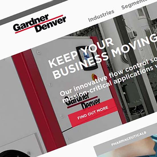 Garden Denver - Intranet & Extranet Development